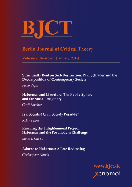 BJCT Issue 1-2018